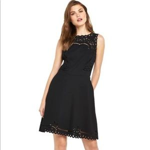 Ted Baker Verona embroided skater dress